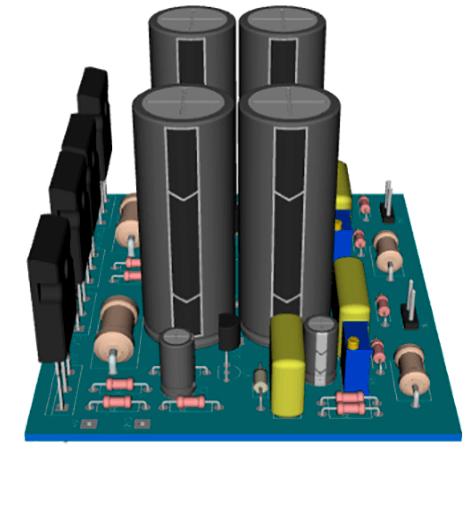 The Pass Zen Amplifier: Однотактный Усилитель класса А