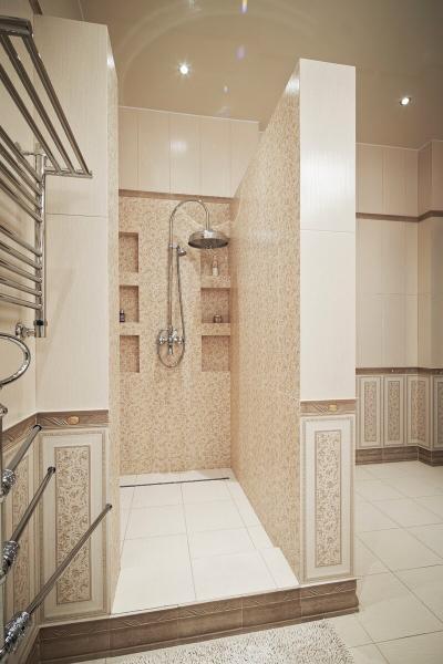 """Ванная комната """"с нуля"""" - """"под ключ"""". Выпуск 9. Санузел в классическом стиле."""