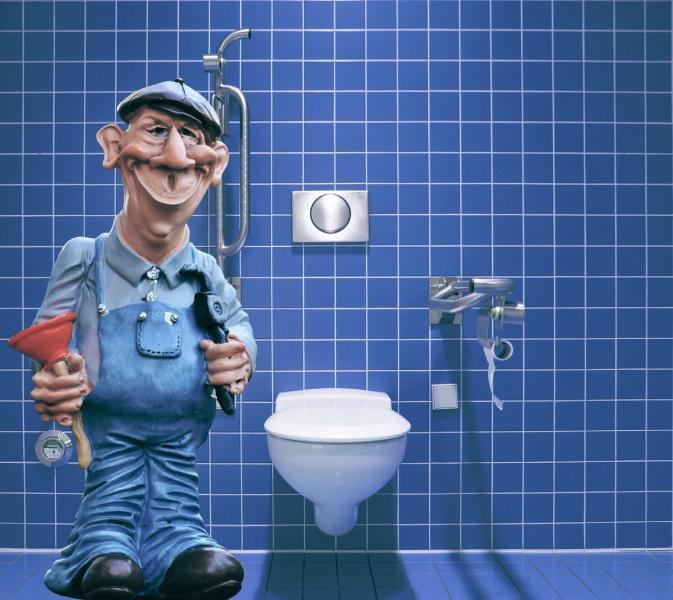 Выполнение сантехнических работ при ремонте