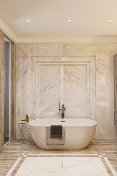 За и против отдельно стоящей ванной