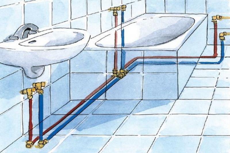 8 типичных ошибок при монтаже систем водоснабжения в квартире