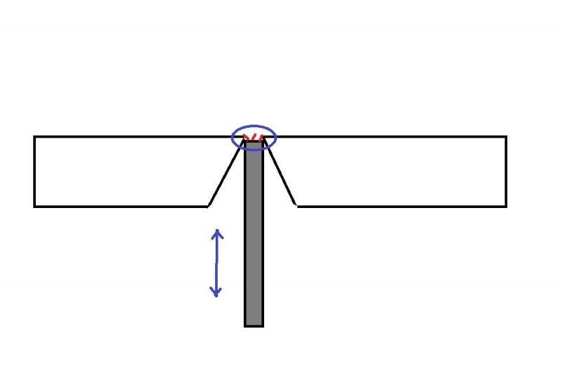 Два варианта сварки потолочного сварного шва