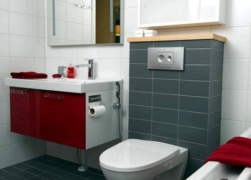 Гигиенический душ лучше, чем биде. А может ли его заменить обычный? Выбираем сантехнику с толком