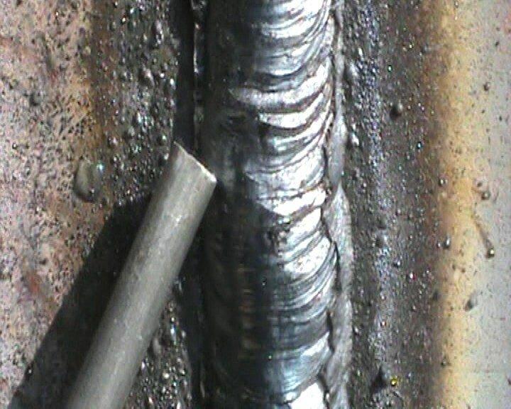 Как варить вертикальный шов на профильной трубе без прожогов и наплывов