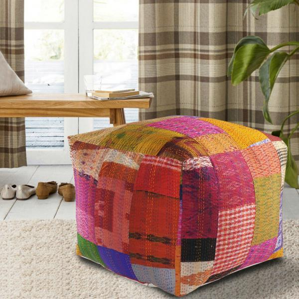 Не спешите избавляться от лишней ткани. Она способна украсить Ваш Дом! 25 ярких Идей.
