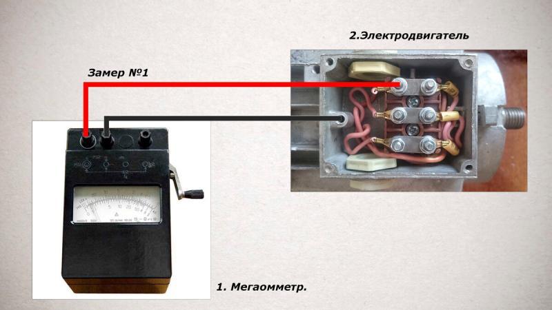 Некоторые электрики не знают про такую проверку электродвигателя.
