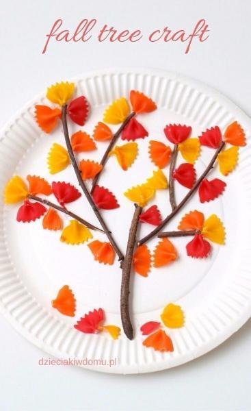 Осенние поделки с детьми. Идеи для вдохновения.