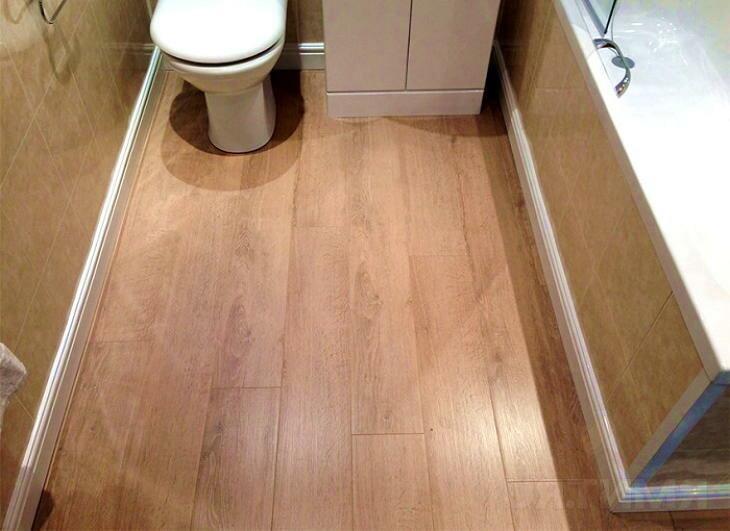 Отделка ванной комнаты: 7 удачных примеров вместо традиционной плитки