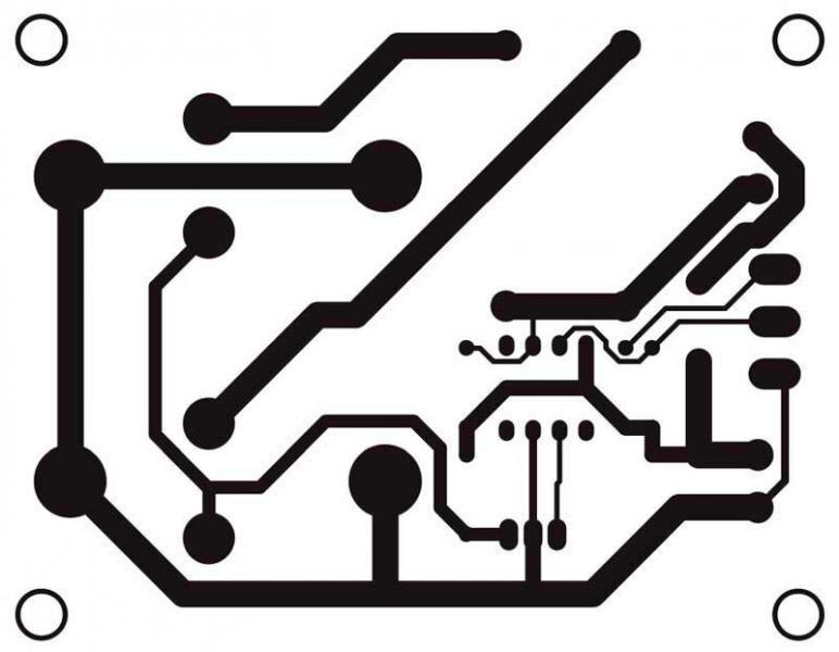 Регулятор мощности на 12В