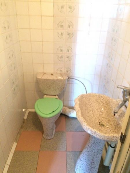 Сломал туалет и сделал все по современному стилю! Фото До/после.