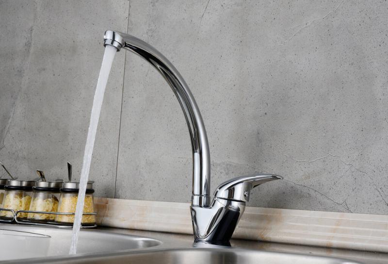 Смеситель для воды: подбираем модель правильно