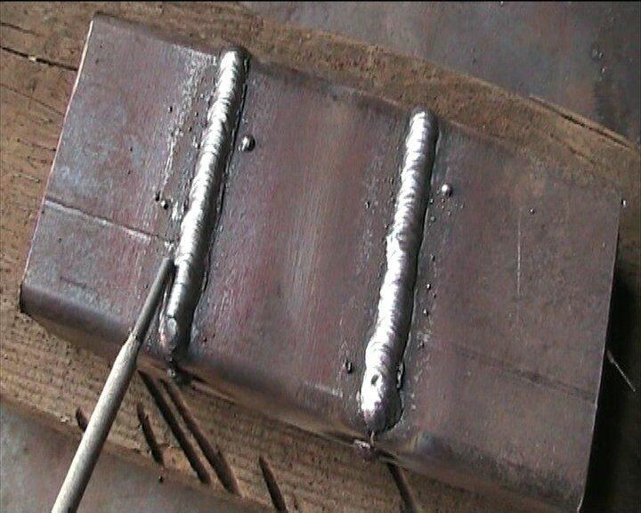 Сварка тонкого металла с отрывом. Совет опытного сварщика-как просто сделать красивый прочный шов.