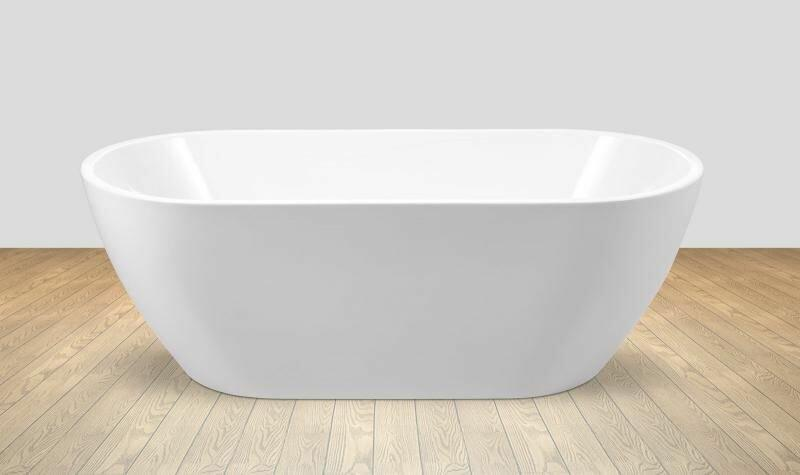 Выбираем акриловую ванну правильно
