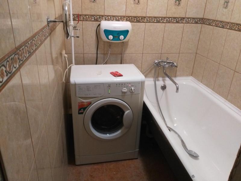 Закончили ремонт ванной комнаты (12.09 - 26.09.2020)