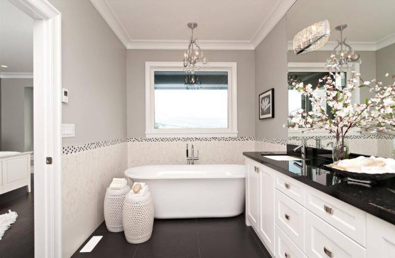 Идеальная ванная комната. Картинки. 1 часть