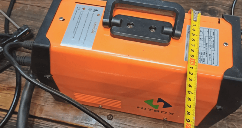 Купил миниатюрный полуавтомат без газа 3 в 1, забыл про электроды и шлак