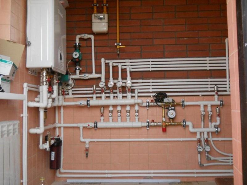 5 недостатков отопления дома полипропиленовыми трубами