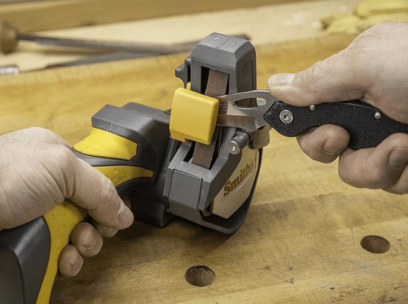 10 устройств для заточки инструментов, ножей, сверл, цепей бензопил