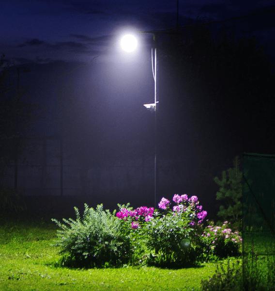Для освещения участка больше никогда не буду использовать светодиодные прожекторы