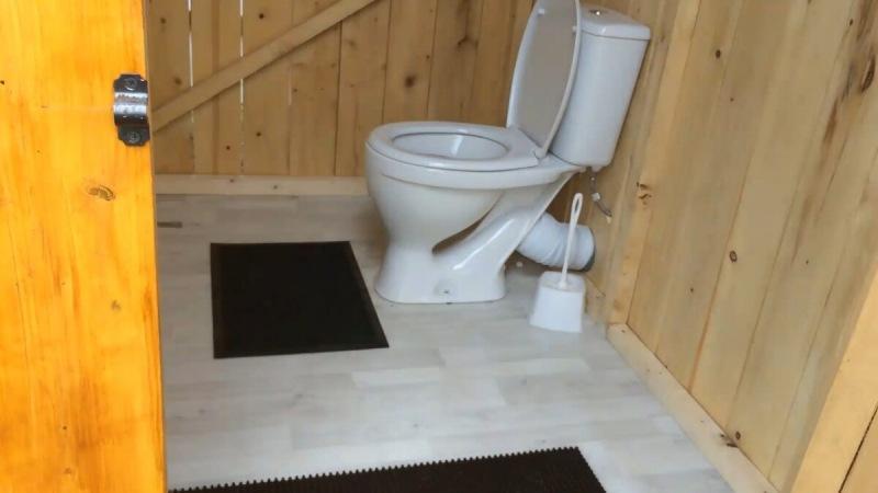 Привожу свой участок в порядок, делаю душ-туалет , качели , а так же самоделку из автомобильной покрышки