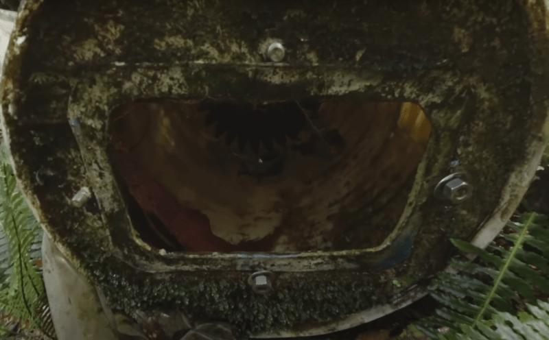 Что стало с самодельной мини ГЭС, сделанной из стиральной машины, за 6 лет непрерывной работы