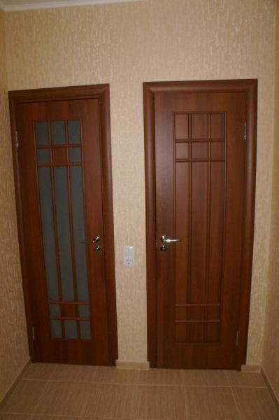 Дверь для ванной и туалета - какую выбрать?