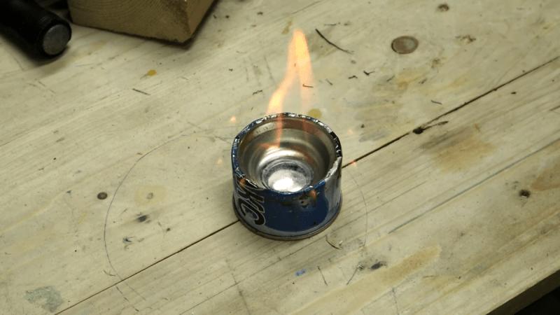 Отличные идеи из газового баллончика, полезные самоделки
