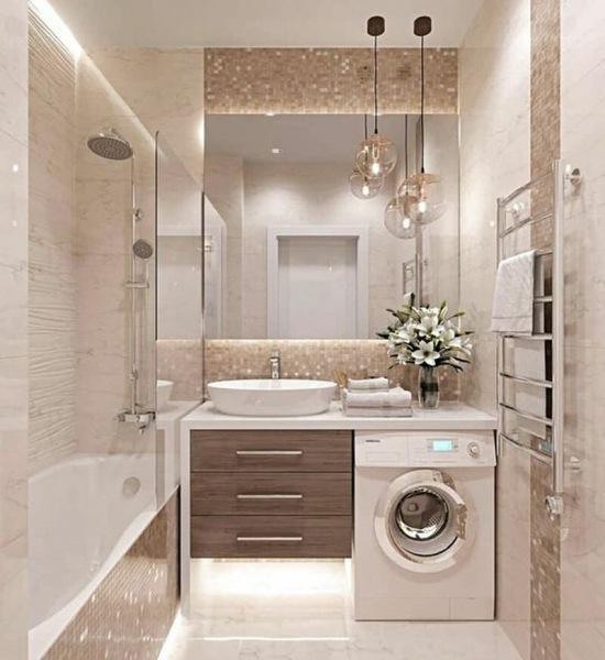 Тумба и шкаф в ванную. Выбор и дизайн. 10 актуальных рекомендаций (+эл. книга)