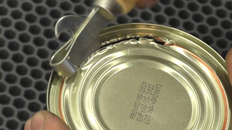 Турбо-пиролизная печь для обогрева теплицы из консервных банок, которая раскаляется до 900 градусов