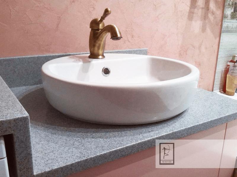 5 примеров использования раковины-чаши в интерьере.