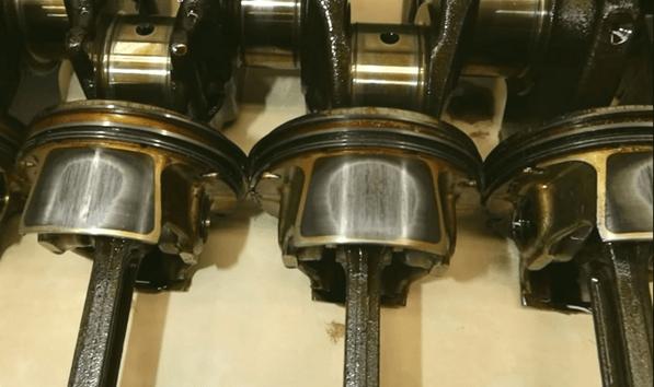 Что произошло с мотором Весты за 4 года пробежавшем 370 тыс. км