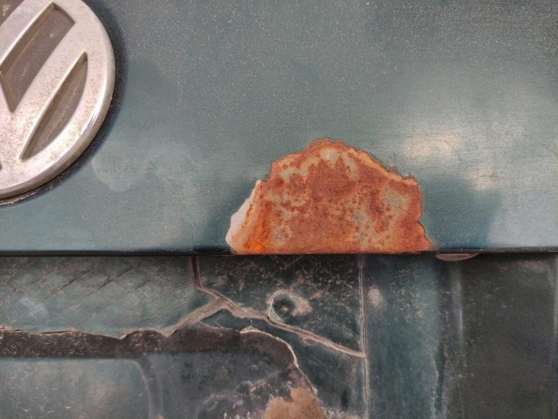 Нашел и опробовал средство, которое лучше «цинкаря». Полностью убирает ржавчину, ещё и цинкует металл