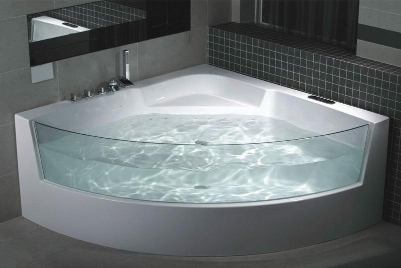 Какую ванну лучше выбрать – чугун или акрил