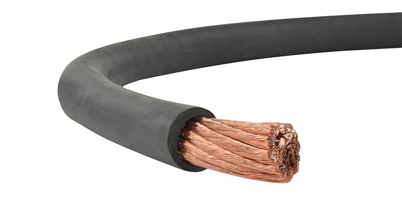 Какого сечения должен быть сварочный кабель?