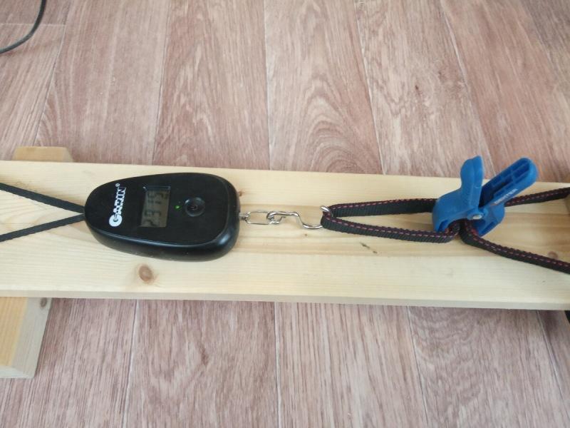 Как измерить силу сжатия хомутов. Маленькое устройство