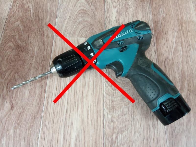Как лучше зенковать отверстие при использовании сверла и не пробить тонкую заготовку