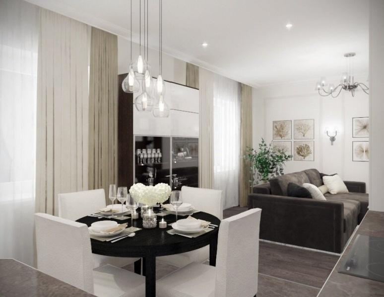 Лучшие решения для интерьера гостиной