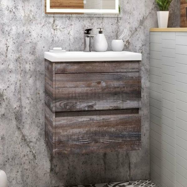 Больше, чем просто мебель за зеркалом: подборка новейшей мебели для ванных комнат