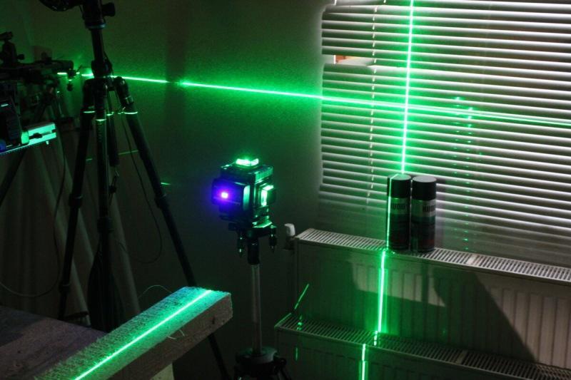 Почему даже у хозяйки должен быть лазерный уровень, скрытые возможности и полезные хитрости для работы с уровнем