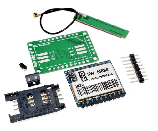 Подборка полезных модулей для Arduino.