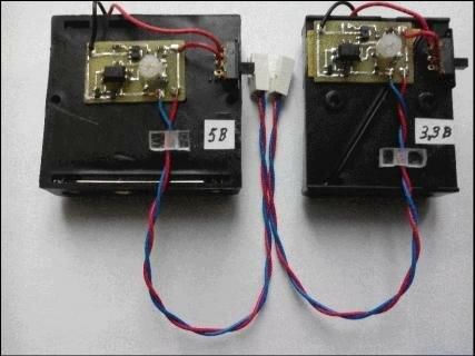Стабилизатор с малым падением напряжения для питания устройств от батарей.
