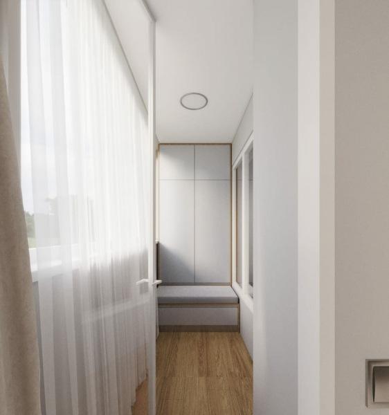 Идеи применения балкона