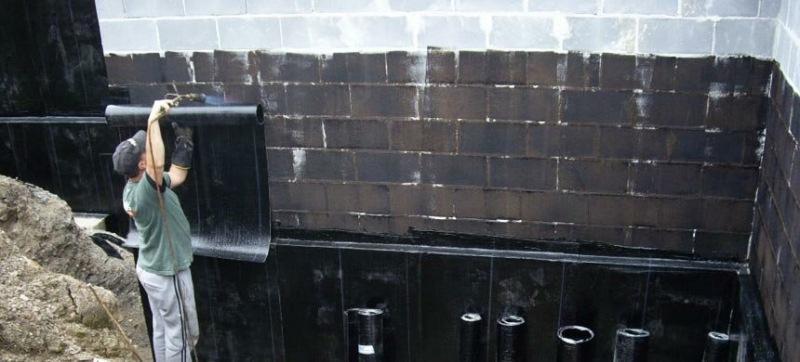 Как сделать гидроизоляцию подвала от грунтовых вод