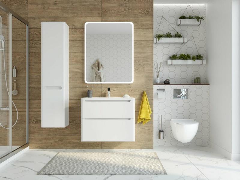 Какой стиль оформления выбрать, если денег на ремонт ванной осталось досадно мало?