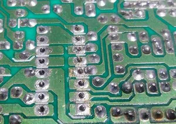 Способы демонтажа микросхем с платы