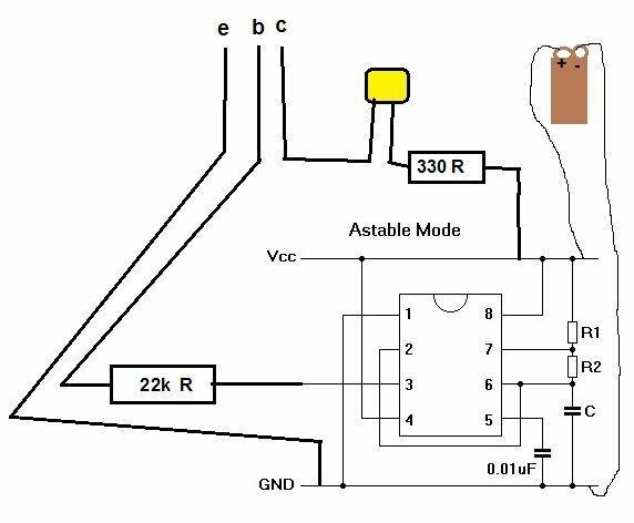 Такой транзистор-тестер, - должен быть у каждого.